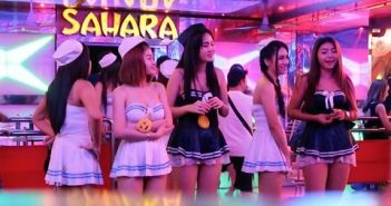 An evening in Soi Cowboy