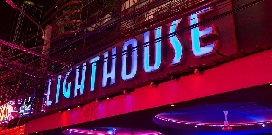 Lighthouse gogo bar Bangkok